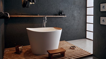 True Ofuro Tranquility Heated Japanese tub