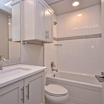 Tub Bathroom Accent Tile