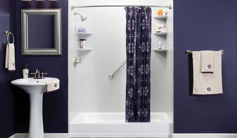 Tub to Shower Conversion - AFTER