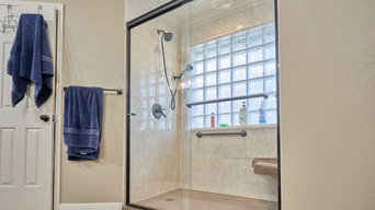 Tub To Shower Conversions