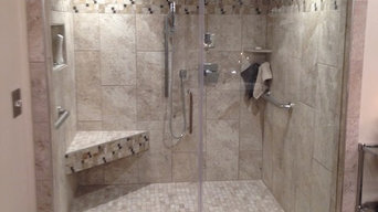 Tub to shower