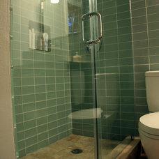 Modern Bathroom by Chris Wilhite Design