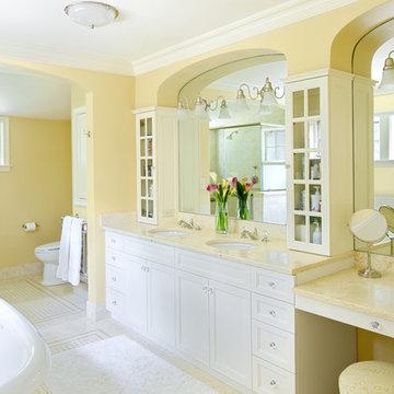 Tudor Addition Master Bath