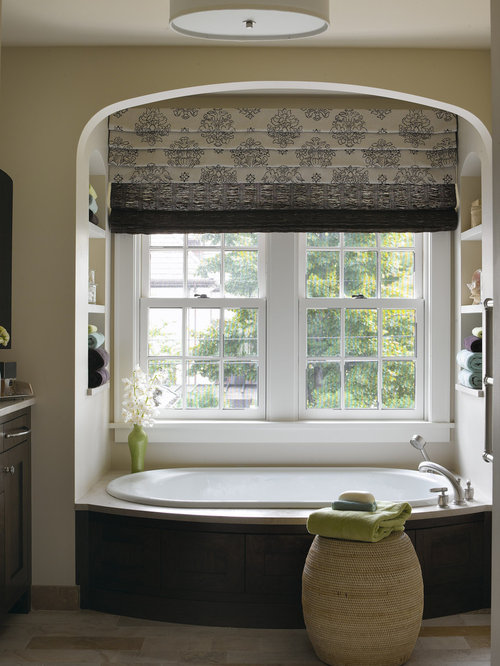 Oval Window Treatment Ideas, Pictures, Remodel and Decor