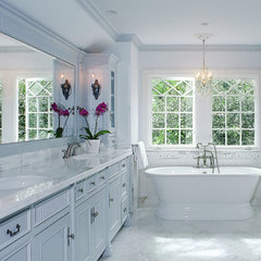 traditional bathroom by Zieba Builders, Inc.