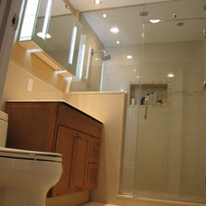 Contemporary Bathroom by First Choice Renovation LLC