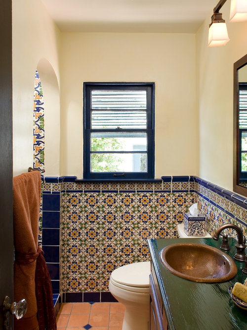 Spanish Tile Home Design Ideas Pictures Remodel And Decor