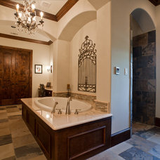 Traditional Bathroom by Scarlett Custom Homes & Remodeling