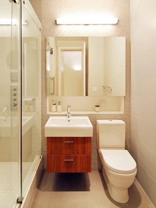 Small Modern Bathroom Design Ideas Remodels Photos