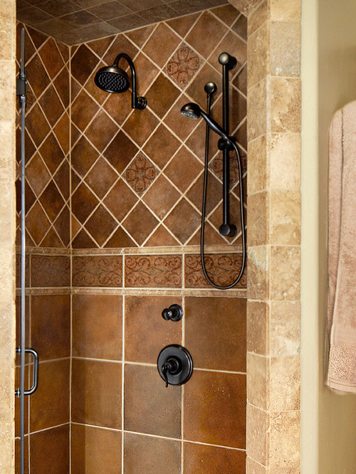 tuscan bathroom designs - Tuscan Bathroom Design