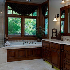 Traditional Bathroom by Thelen Total Construction