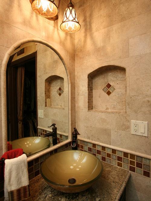 Tuscan Master Bathroom Suite Santa Ana Ca