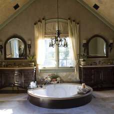 mediterranean bathroom by Letitia Holloway
