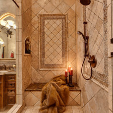 Mediterranean Bathroom by Professional Design Consultants