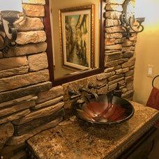 Traditional Bathroom by Artichoke Interiors