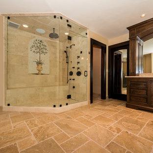 Tuscan Style Bathroom Houzz, Tuscan Style Bathroom