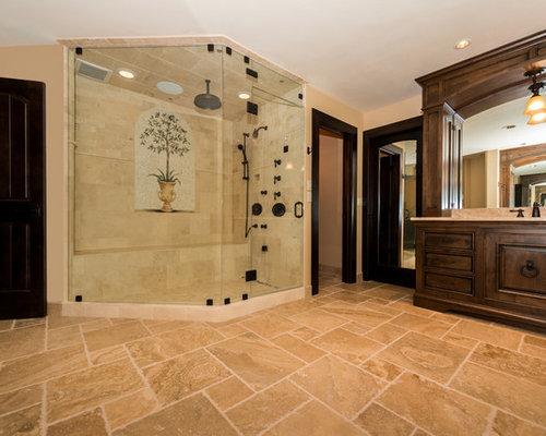 save photo - Tuscan Bathroom Design