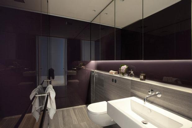 Contemporary Bathroom by Smart Design Studio