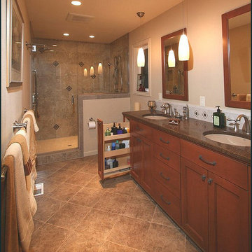 """""""Two of Everything"""" Master Suite"""