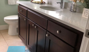 Two-Tone Cabinets In Your Kitchen