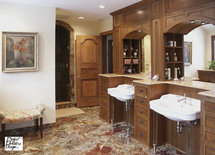 where can you get tile that you have in arched doorway?