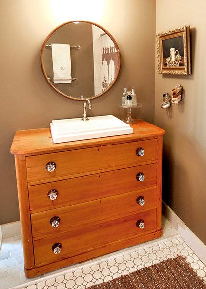 Traditional Bathroom by Landing Design & Development