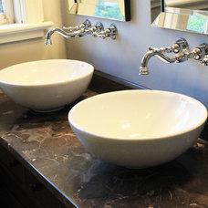 Contemporary Bathroom by Reliance Design Build