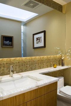 Banjo Bathroom Countertop