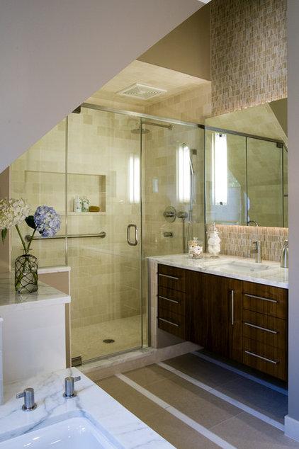 Modern Bathroom by Turn Collaborative