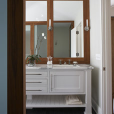 Contemporary Bathroom by Culligan Abraham Architecture