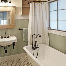 Beach Style Bathroom by OUTinDesign
