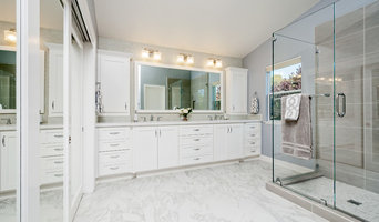 Union City Beautiful White Master Bath