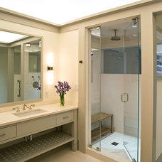 Contemporary Bathroom by Brown Fenollosa Architects, Inc