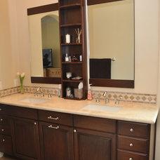 Contemporary Bathroom by PREFERRED HOME BUILDERS INC