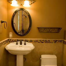 Contemporary Bathroom by PREFERRED HOME BUILDERS INC