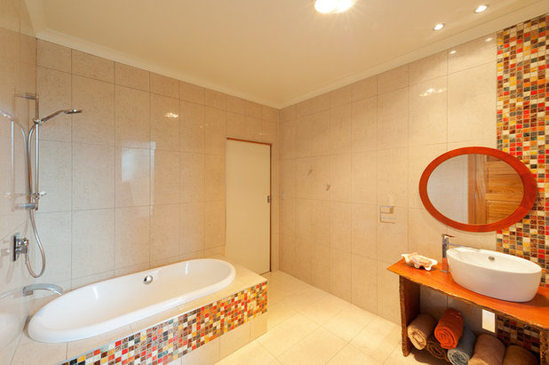Bathroom by Eco Sustainable Homes
