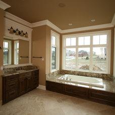 Contemporary Bathroom by Regency Builders, Inc.