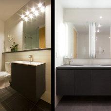 Contemporary Bathroom by Minimal USA