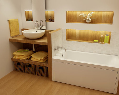 Montreal bathroom design ideas renovations photos with for Bathroom cabinets montreal