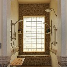 Shafter bathroom