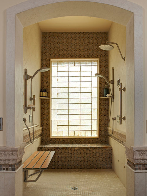 wheelchair accessible shower ideas, pictures, remodel and decor, Home designs