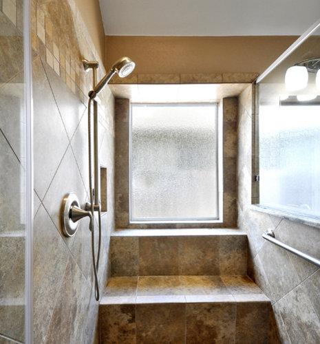 South Austin Universal Design Bathroom