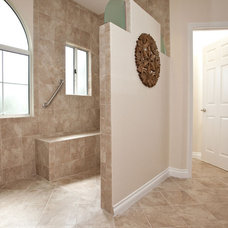Contemporary Bathroom by One Week Bath, Inc.