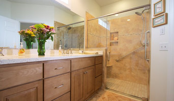 Universal Design Master Bathroom