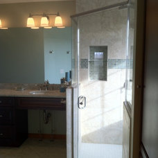 Contemporary Bathroom by J.T. McDermott Remodeling