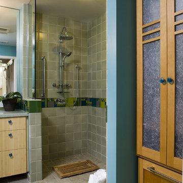 Universally Designed Bathroom