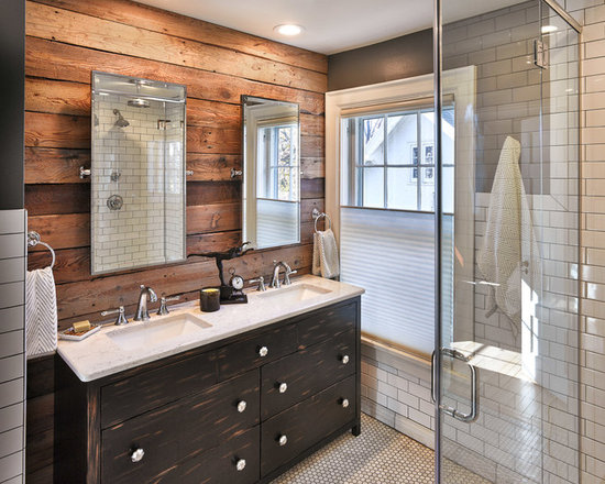 Rustic Bathroom small rustic bathroom design ideas, remodels & photos