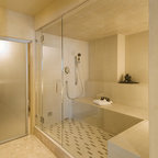 Spa Shower With Steam Bath Traditional Bathroom Little Rock By Celtic Custom Homes