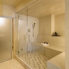 Modern Bathroom by Rumor Design + reDesign