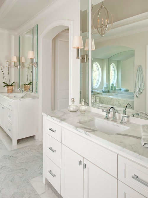 Split Vanity Houzz
